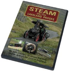Steam On The Lakeland Passes - DVD